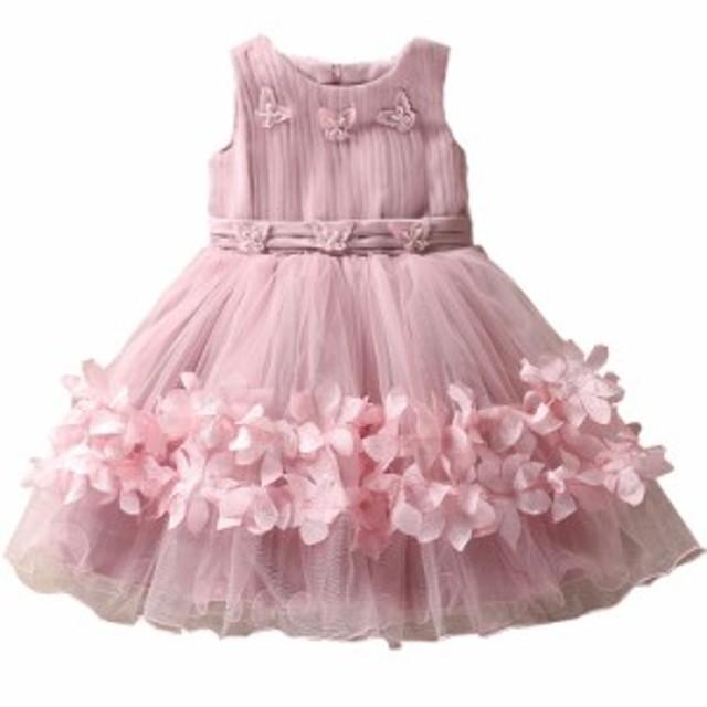 370f38a5301c8 3色入荷 120-150CM 子供ドレス キッズドレス ワンピース フォーマル 女の子 ジュニア ピアノ発表