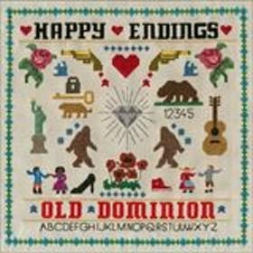 HAPPY ENDINGS / OLD DOMINION オールド・ドミニオン(輸入盤) (CD)0889854293925-JPT