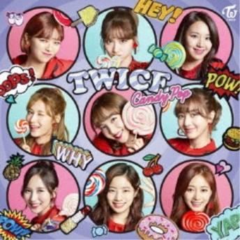 TWICE/Candy Pop《通常盤》 【CD】
