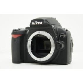 【中古 保証付 送料無料】 Nikon  D40 / 一眼レフカメラ 初心者/ 一眼レフカメラ ニコン/ デジタルカメラ 送料無料