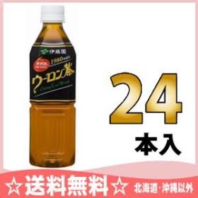 伊藤園 ウーロン茶 500ml ペットボトル 24本入