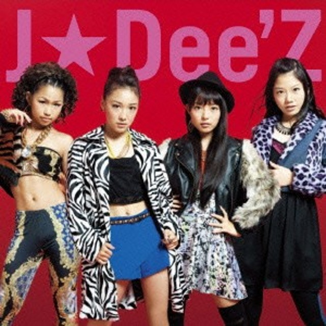 J☆Dee'Z/Beasty Girls/Let the music flow 【CD+DVD】