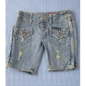 ロニィ RONI ハーフパンツ デニム 半ズボン 120cm 女の子 キッズ  子供服