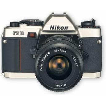 【中古 保証付 送料無料】Nikon ニコン FE10