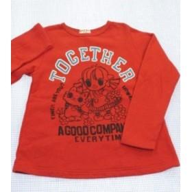 ミアリーメール MIALY MAIL トレーナー 120cm 丸高衣料 赤系 トップス 女の子 キッズ 子供服 通販 買い取り