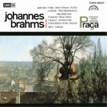 スーク/UHQCD DENON Classics BEST ブラームス:ヴァイオリンとチェロのための二重協奏曲/悲劇的序曲 【CD】