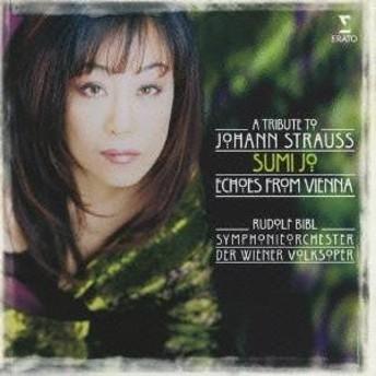 スミ・ジョー/ヨハン・シュトラウスを歌う (初回限定) 【CD】