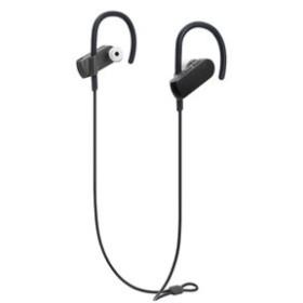オーディオテクニカ Bluetooth対応 スポーツワイヤレスイヤホン(グラファイトブラック) audio-technica ATH-SPORT50BT BK【返品種別A】