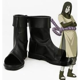 Gargamel  コスプレ靴 NARUTO -ナルト 大蛇丸 オロチまる コスプレブーツ オーダーサイズ製作可能m2259
