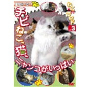 ねこ(猫) ざ ランド 3 チビねこ、猫、ニャンコがいっぱい 【DVD】