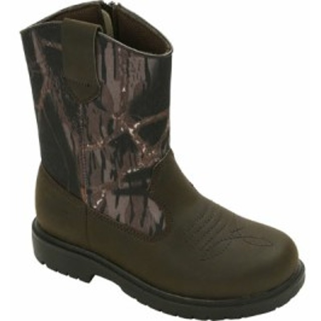 4216048b89405c ディールスタッグス ブーツ シューズ 靴 キッズ 男の子【Deer Stags Tour】Camouflage