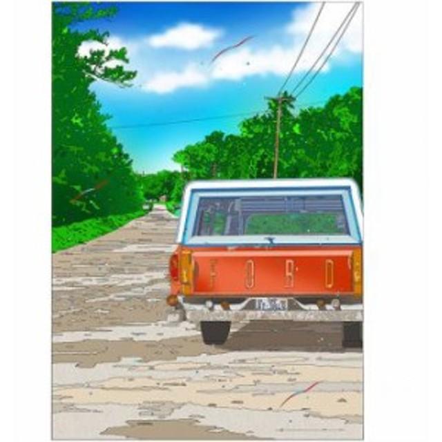 ■鈴木英人■特別版版画シリーズ「カントリー・コンフォート2」2017年
