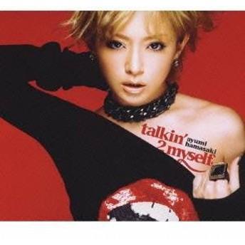浜崎あゆみ/talkin'2 myself 【CD+DVD】