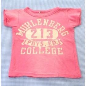 デニムアンドダンガリー DENIM&DUNGAREE 半袖Tシャツ 90cm ピンク系 トップス 男の子 女の子 キッズ 子供服 通販 買い取り