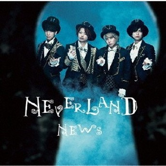 NEWS/NEVERLAND《通常盤》 【CD】