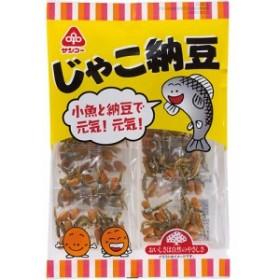 サンコー  じゃこ納豆  3g×10