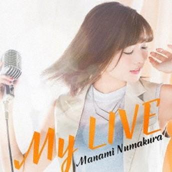 沼倉愛美/My LIVE《限定盤A》 (初回限定) 【CD+Blu-ray】