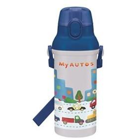 直飲み 水筒 プラワンタッチ ボトル 480ml MyAutos PSB5SAN