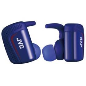 JVC HA-ET900BT-A 完全ワイヤレス Bluetoothイヤホン(ブルー)AE WIRELESS[HAET900BTA]【返品種別A】