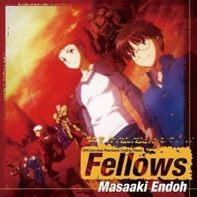 遠藤正明/Fellows 【CD】