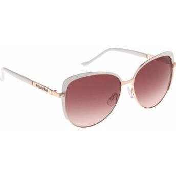 サングラス レディース【RocaWear R573 Butterfly Sunglasses】Gold/White/Gradient