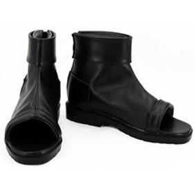 Gargamel  コスプレ靴 NARUTO 忍者靴 コスプレブーツm3226