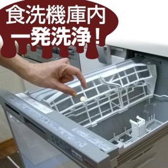 洗浄剤 食洗機庫内 食洗機庫内の一発洗浄 洗浄 洗剤 食洗機 庫内 除菌 酵素配合 ( 水垢 汚れ 水アカ 落とし 水あか 食器洗い洗浄