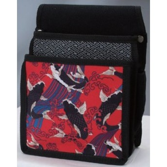KOZUCHI 粋づくし腰袋 鯉 DKC-K コヅチ 腰袋 電工袋