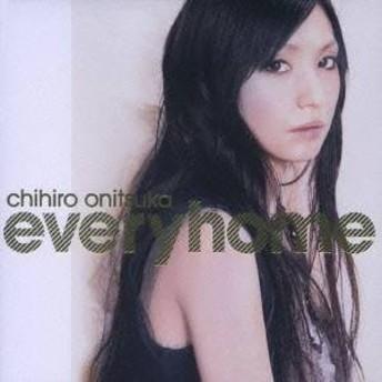 鬼束ちひろ/everyhome 【CD】