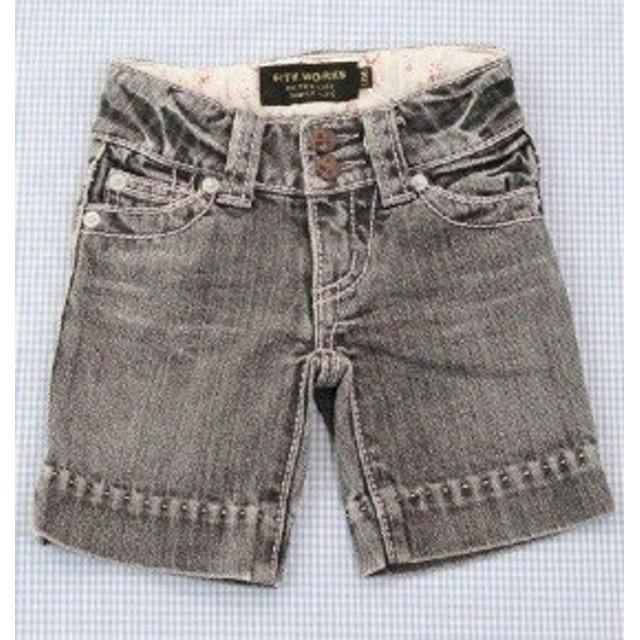 FITH フィス パンツ デニム 半ズボン 100cm 男の子 女の子 キッズ 子供服