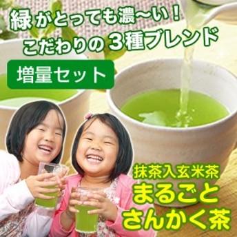 まるごとさんかく茶 期間限定増量セット(ポット用100+8個入) 緑茶 日本茶 玄米茶 抹茶 茶葉 ティーバッグ ティーライフ