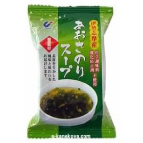 ウメケン 伊勢志摩産あおさのりスープ 3.5g