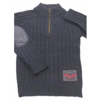 フランサキッズ fransakids セーター 110cm 男の子 キッズ 子供服