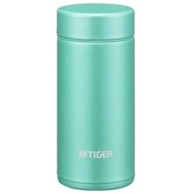 タイガー ステンレスミニボトル 0.2L パウダーグリーン TIGER サハラマグ 夢重力ボトル(MUJURYOKU) MMP-J020-GP【返品種別A】