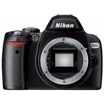 【中古 保証付 送料無料】Nikon D40X / 一眼レフカメラ 初心者/ 一眼レフカメラ ニコン /送料無料