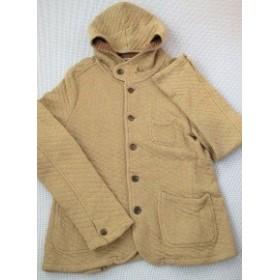 フィス FITH ジャケット パーカー 160cm ベージュ系 アウター 女の子 キッズ ジュニア 子供服 通販 買い取り