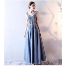 人気新品披露宴 パーティドレス 大きいサイズ 二次会ドレス 結婚式 ドレス  Aライン お呼ばれドレス 20代 30代 40代 卒業式