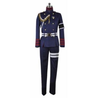 終わりのセラフ       一瀬グレン    風   コスプレ衣装  ★完全オーダメイドも対応可能  K4311