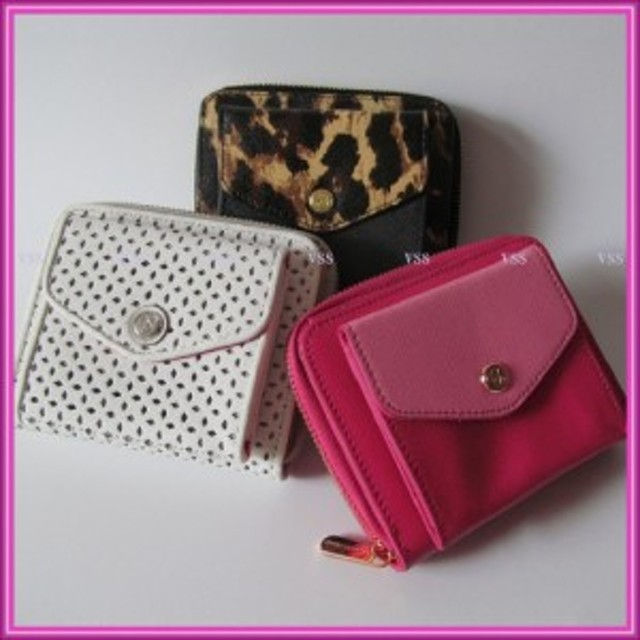 "e3d320bb87b1 ウォレット ""GenuineLeather""2in1ContinentalWallet ヴィクトリアズシークレット Victoria'sSecret"