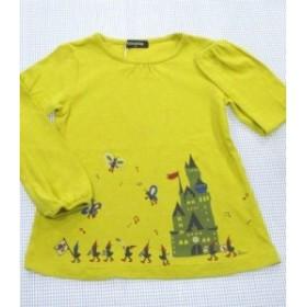 クレードスコープ kladskap ナルミヤ 長袖Tシャツ 110cm  女の子 キッズ 子供服
