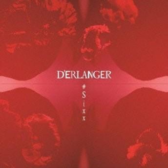 D'ERLANGER/#Sixx (初回限定) 【CD+DVD】