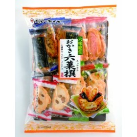 ★まとめ買い★ 吉村甘露堂 おかき六菓撰 ×12個【イージャパンモール】