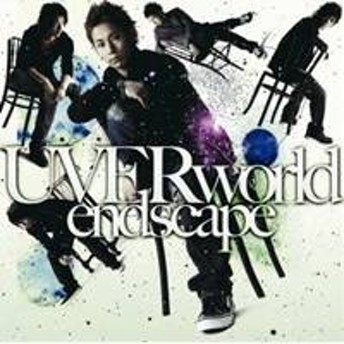UVERworld/endscape 【CD】