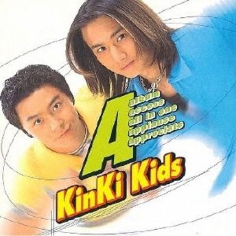 KinKi Kids/A album 【CD】