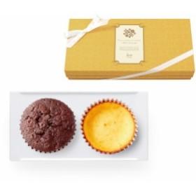 スイーツ お取り寄せ セット チョコレート 結婚式 おしゃれ 手土産 挨拶 お礼 お返し ガトーショコラ&チーズケーキ ソレイユ