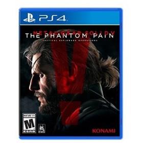 Metal Gear Solid V The Phantom Pain (輸入版: 北米) - PS4