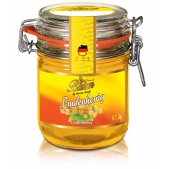 ドイツ産 はちみつ バリム リンデンハニー 450g ドイツ産 菩提樹はちみつ 450g シナの木 Balim(バリム)ハニー はちみつ ハチミツ 蜂蜜