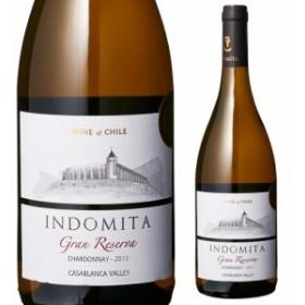 インドミタ グラン レセルバ シャルドネ Indomita Gran Reserva Chardonnay [チリ][白ワイン][辛口][レゼルバ][レセルヴァ][レゼルヴァ]