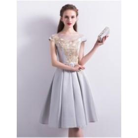 花柄 ロングドレス 演奏会  ドレス ウェディングドレス お呼ばれ ピアノ 発表会 フォーマル ドレス 二次会ドレス  イブニングドレス