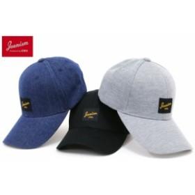 ローキャップ 帽子 送料無料 JEANISM EDWIN ベースボールキャップ 帽子 メンズ レディース シンプル 無地 ストリート アメカジ